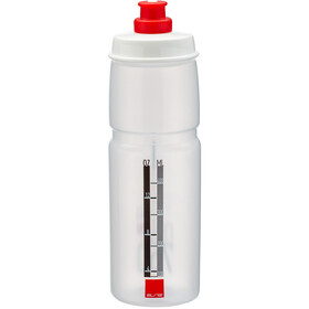 Elite Jet Juomapullo 750ml, clear/red logo